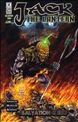 Jack The Lantern: Zero Salvation #0 Variation A