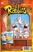 Rabbids Free Comic Book Day #2015