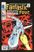 Fantastic Four (Vol. 1) #72  - 2nd printing