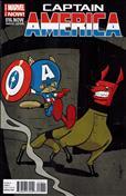 Captain America (7th Series) #16 Variation B