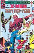 The Uncanny X-Men at the State Fair of Texas #1