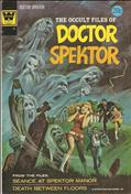 The Occult Files of Dr. Spektor #4 Variation A