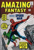 Amazing Spider-Man Omnibus #1 Hardcover