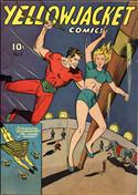 Yellowjacket Comics #1