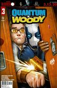 Quantum and Woody (4th Series) #3 Variation A