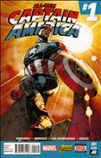 All-New Captain America #1  - 2nd printing