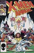 The Uncanny X-Men Annual #8