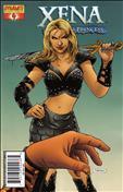 Xena (Dynamite) #4 Variation B