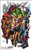 The Avengers #1 Variation E