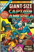 Giant-Size Captain America #1