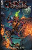 Jack the Lantern: Ghosts Ashcan #3