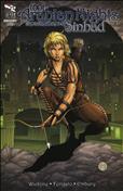 1001 Arabian Nights: The Adventures of Sinbad #9 Variation A