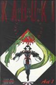 Kabuki: Circle of Blood #1  - 2nd printing