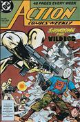 Action Comics #604