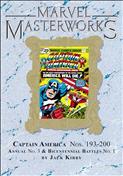 Marvel Masterworks: Captain America #10 Variation A