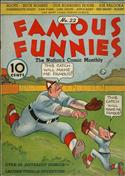 Famous Funnies #22