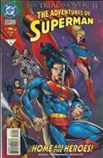 Adventures of Superman #531