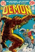 The Demon (1st Series) #6