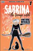 Sabrina the Teenage Witch: Something Wicked #1 Variation A