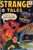 Strange Tales (1st Series) #91