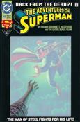 Adventures of Superman #500 Collector's Set