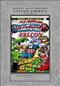 Marvel Masterworks: Captain America #11 Hardcover