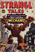 Strange Tales (1st Series) #86
