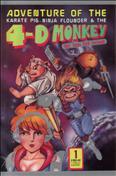 The 4-D Monkey #1