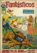 4 Fantásticos, Los (La Prensa) #146