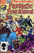 Fantastic Four (Vol. 1) Annual #18