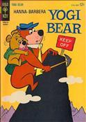 Yogi Bear (Gold Key) #18