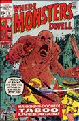 Where Monsters Dwell #5