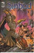 1001 Arabian Nights: The Adventures of Sinbad #11 Variation B