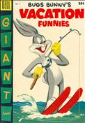 Bugs Bunny's Vacation Funnies #5