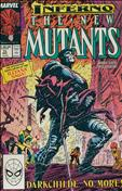 The New Mutants #73