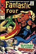 Fantastic Four (UK Edition, Vol. 1) #63