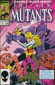 The New Mutants #50