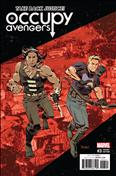 Occupy Avengers #3 Variation A