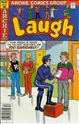 Laugh Comics #357