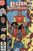 The Legion of Super-Heroes (2nd Series) #296