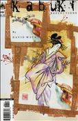 Kabuki Reflections #6