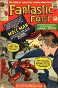 Fantastic Four (UK Edition, Vol. 1) #22