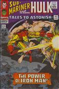Tales to Astonish (Vol. 1) #82