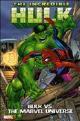 Hulk vs. The Marvel Universe #1