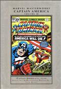 Marvel Masterworks: Captain America #10 Hardcover