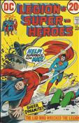 Legion of Super-Heroes (1st Series) #1