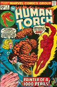 The Human Torch (2nd Series) #8