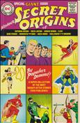 Secret Origins (1st Series) Annual #1 - 2nd printing