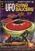 UFO Flying Saucers #1