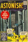 Tales to Astonish (Vol. 1) #1